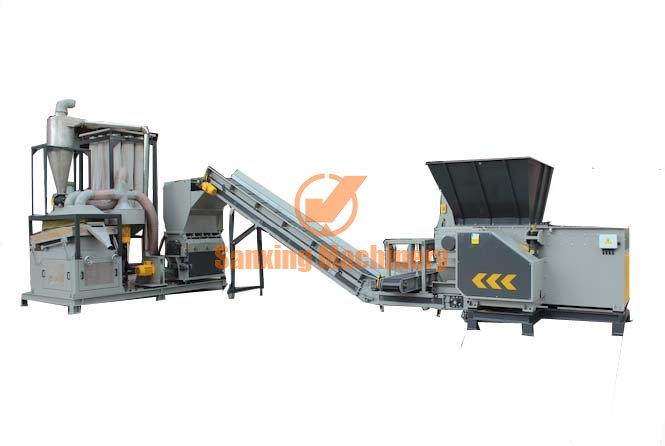 Gravity separating method copper wire recycling equipment