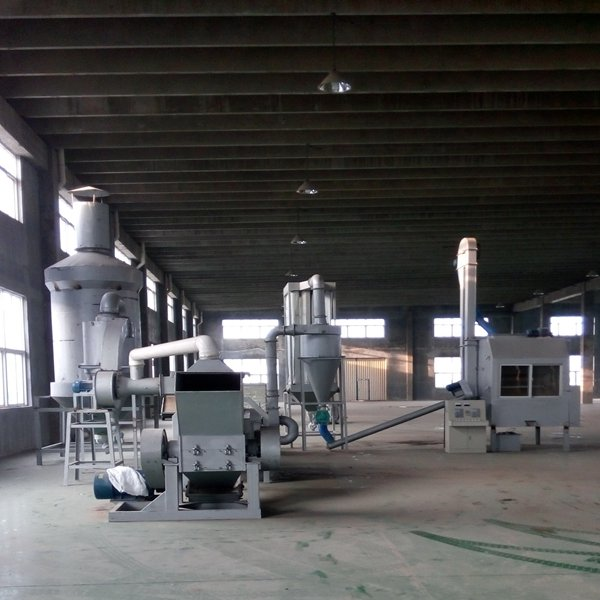 300-400KG/H Copper wire recycling machine